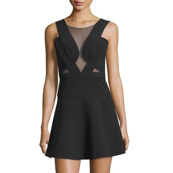 1565e3d1d806f BCBGMaxAzria Dresses & Skirts - BCBGMaxAzria Britney Dress in Black Size 4